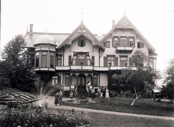 Villaen fra 1888